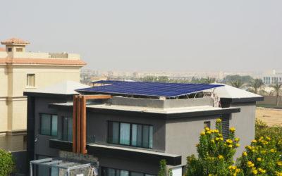 تركيب محطة طاقة شمسية في مصر