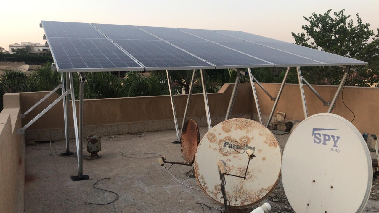 محطة طاقه شمسيه 18 3