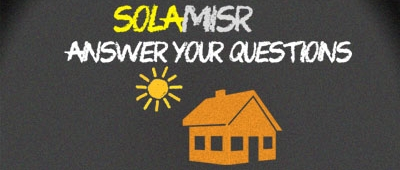 frequently solar questions